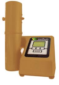 Determinadores de humedad for Medidor de temperatura y humedad digital